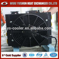Proveedor directo de ventilador de aleta de aluminio placa de ventilador