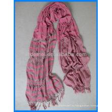 Мужской новый дизайн дешевый шарф из пашмины
