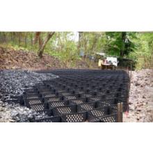 HDPE Geocell plástico para proteger a cama de rio