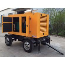 Weichai 60HZ 65KVA groupe électrogène mobile à vendre