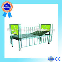 New fashion steel hospital child bed