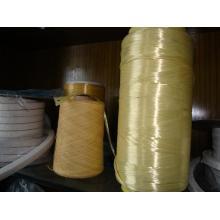 Fils de fibre aramide pure 100% à haute qualité