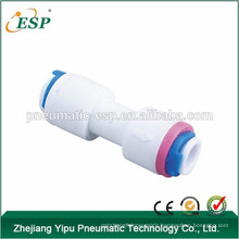 ESP straight union type PVC water fittings plastic air hose tools