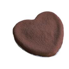 Hot Sale Chine fabrication de la poudre de cacao alcalinisée foncée de matière première 10-12%