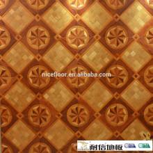wooden waterproof laminate parquet flooring