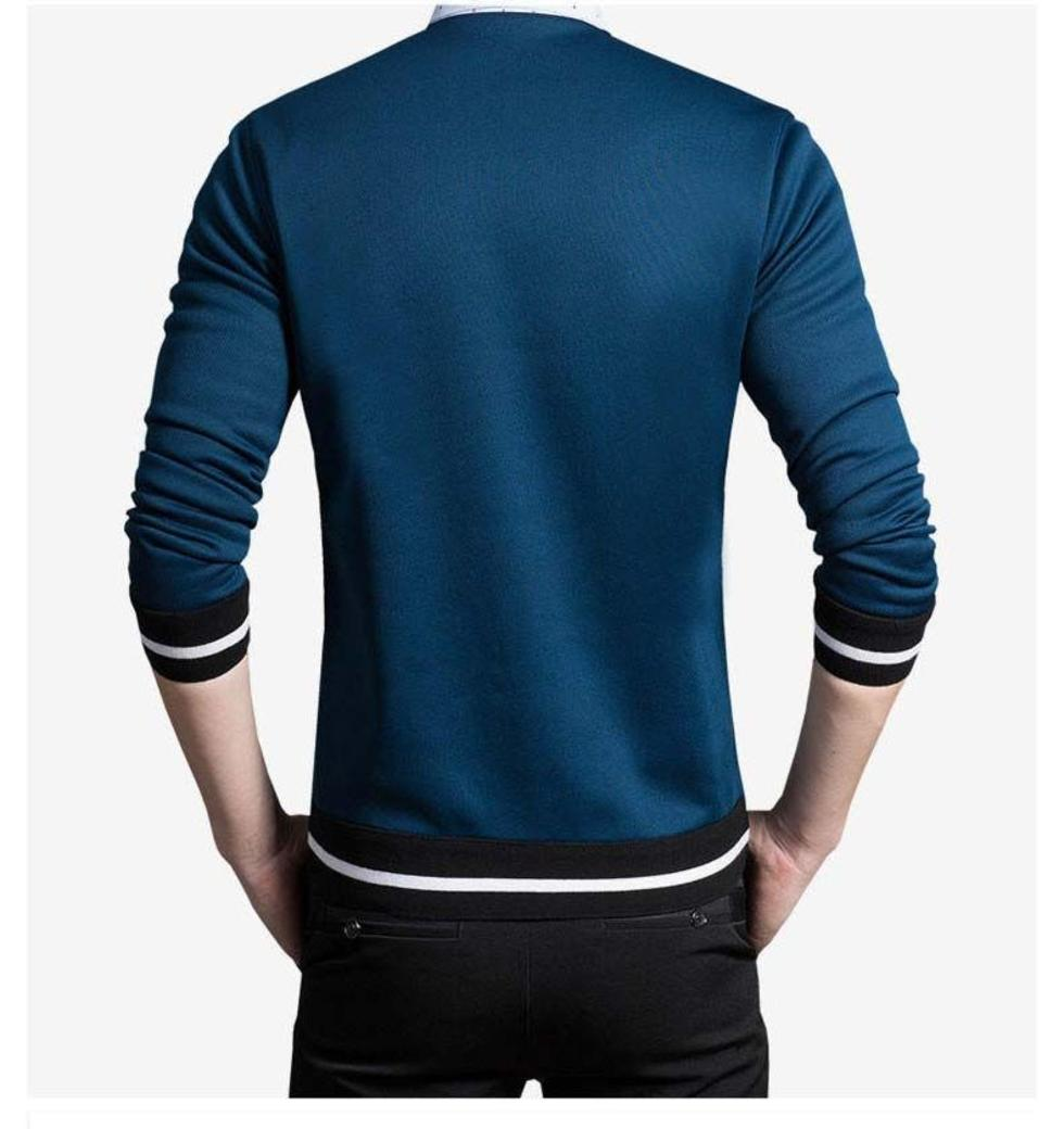 Men's Sweater With Long Sleeves