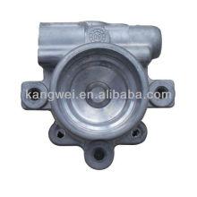 Peça de alumínio usinada CNC