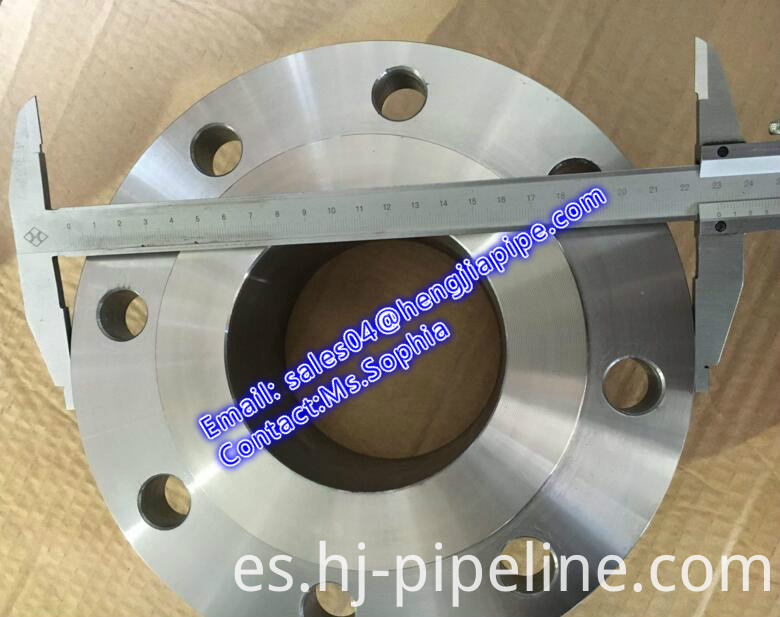 high pressure forged pipe flanges