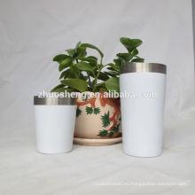 tazas de café italiano de alta calidad de impresión de la insignia de encargo