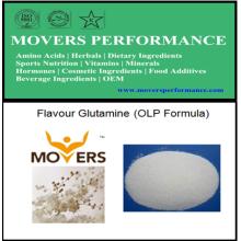 Bodybuilding OEM Nutrition Flavor Glutamin (OLP Formel)