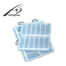 Caja de aparejos de pesca de plástico FSBX033-S030