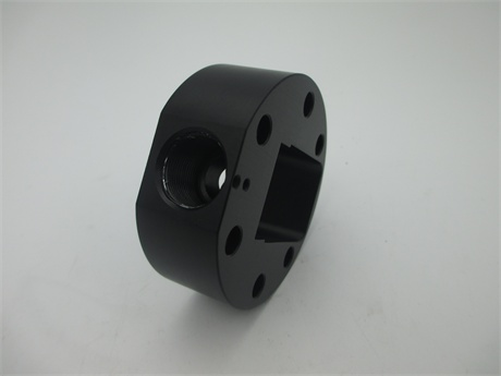5 Axis Machine Parts