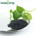 Factory wholesale NPK compound fertilizer 13-1-2, black amino acid granular