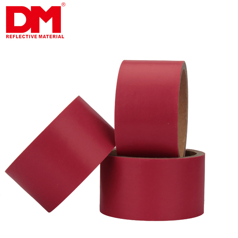 Red Reflective Fabric Tape