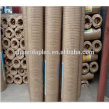 China atacado preço ptfe revestido tecido de tecido de fibra de vidro