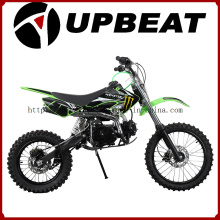Upbeat Motorcycle 125cc Dirt Bike 125cc Pit Bike 17/14 Big Wheels