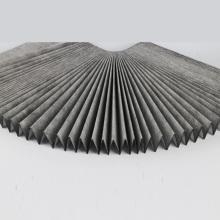 Tecido de fibra de carbono ativado para cabine