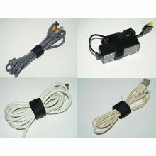Reusable Fastening Wire Organizer Cable Ties