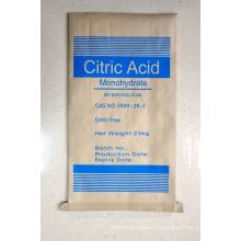 Acide citrique monohydrate de qualité alimentaire (CAM)