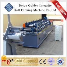 Machine à former des rouleaux, machine à former des canaux à angle furring