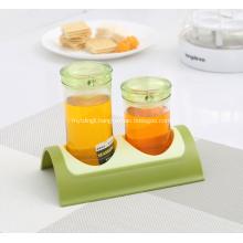 New Design Spice Jars Kitchen Spice Rack