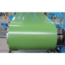 Hot rolling prepainted aluminum coilRolling