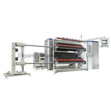 Machine de coupe et de rembobinage à commande haute vitesse de l'automate (série Btm-D