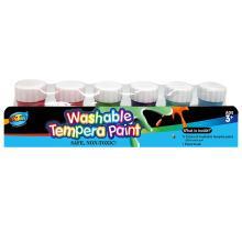 6 peinture pour les doigts lavable 2305 #