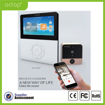 Smart WIFI Campanello Monitor Wireless