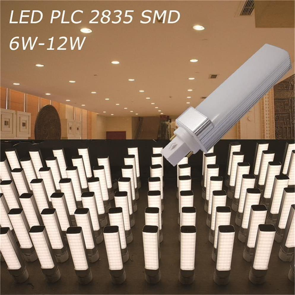 LED PL 10W g24 Alta eficiencia