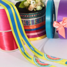 Custom personalized favor ribbons sublimation ribbon