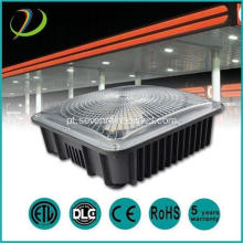 7500lm 75W Garagem LED Canopy Light