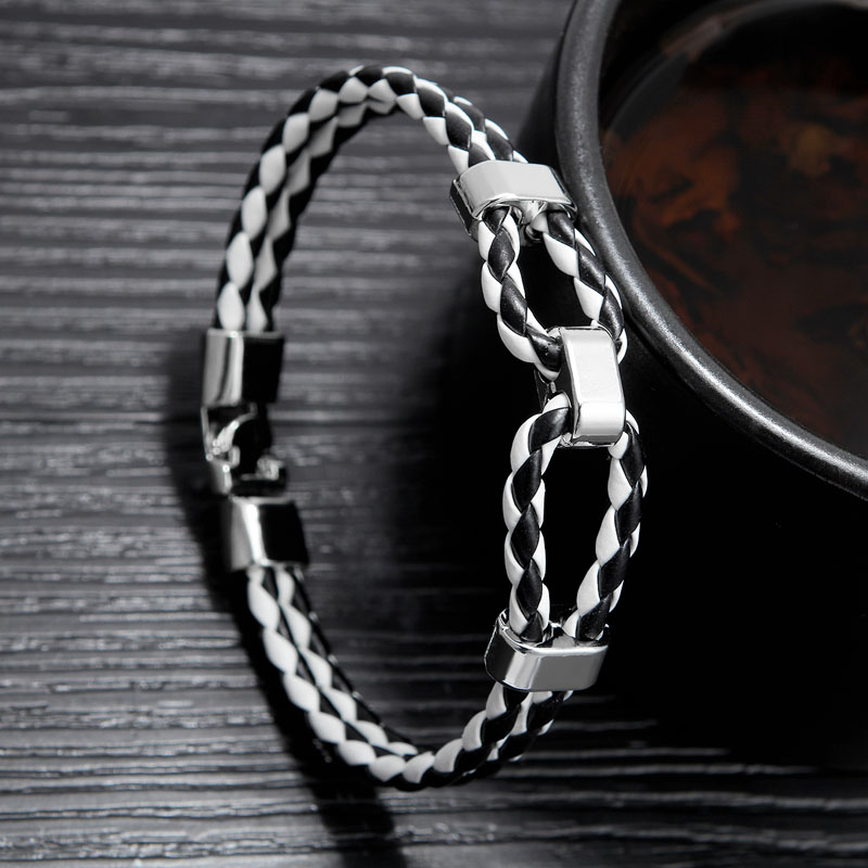 custom leather wristbands
