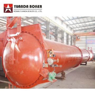 Horizontal Autoclave for AAC Block Concrete Mixer Plant