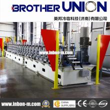 Venda imperdível! Processamento de tipo de escada Máquina de rolo de bandeja de cabo fabricada na China