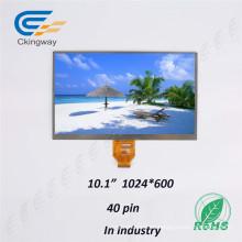 Ckingway RoHS Colorido 10.1 Neutral Producto TFT LCD Profesional Pantalla Montaje Cubierta en LCD