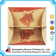 Изготовленный на заказ бумажная коробка еды упаковки пиццы коробка шаржа напечатанный Логос
