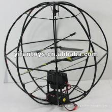 705 Erstaunlicher 3.5ch Kreiselkompaß RC Fliegen Ball Fliegen Spielzeug