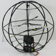 705 Amazing 3.5ch girocompás RC Flying Ball Flying Juguetes