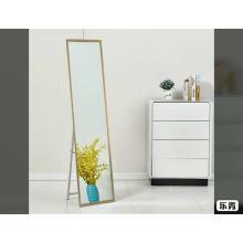 Декоративная экологически чистая 5мм серебряная зеркальная полистирольная рама