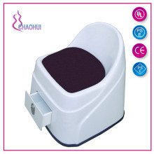 Spa Pedicure Stool With Wheels