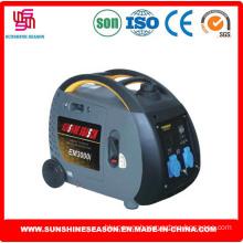 Portable Gasoline Digital Inverter Generators (SE3000iN) for Outdoor Use