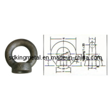 Tuerca de anillo Glav DIN582 caliente