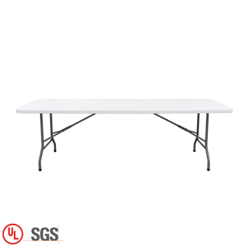Table pliante en plastique pliable durable de 6 pi