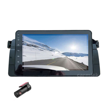 reproductor multimedia del coche para bmw e46
