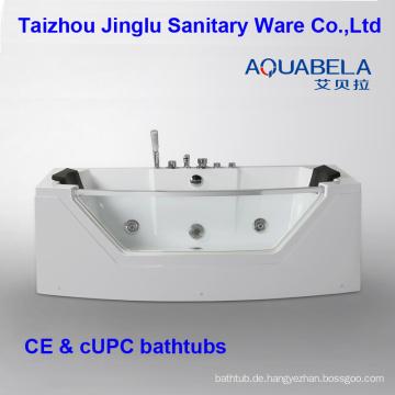 Luxus Acryl Whirlpool Jacuzzi Hot Tub Massage Badewanne mit Jet
