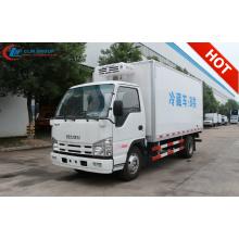 Novos caminhões refrigerados ISUZU 100P 12,5m³