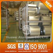Feuille d'aluminium de 7 microns 1235 pour un emballage souple