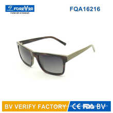 Hot Vintage Modell Acetat Sonne Brillengestelle mit polarisierte Linse Online-Verkauf