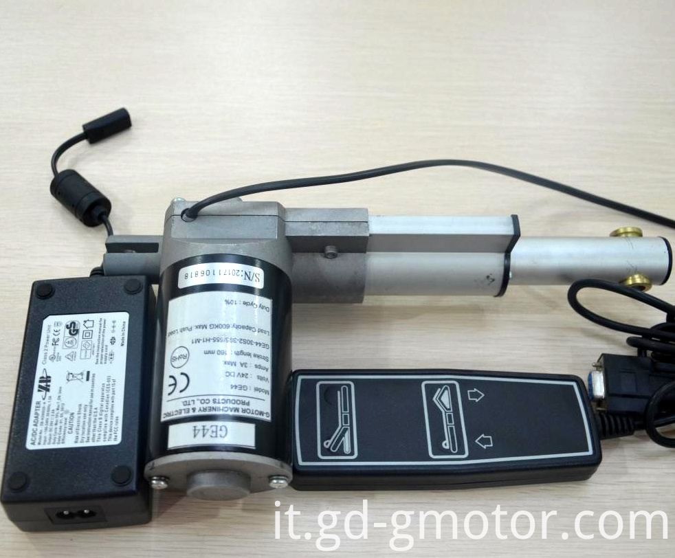 Cheap Linear Actuator